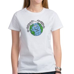 Earth Blues Women's T-Shirt