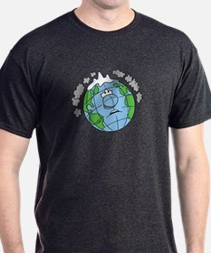 Earth Blues T-Shirt
