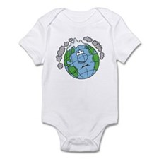 Earth Blues Infant Bodysuit