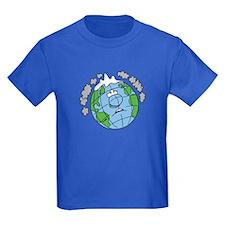Earth Blues T