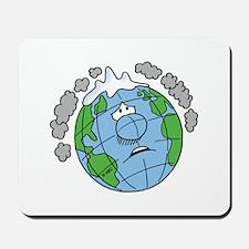 Earth Blues Mousepad