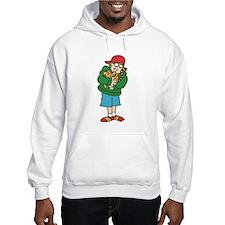 Hug Your Cat Hooded Sweatshirt