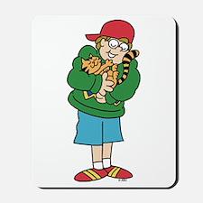 Hug Your Cat Mousepad
