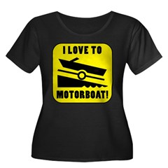 I Love To Motorboat! T