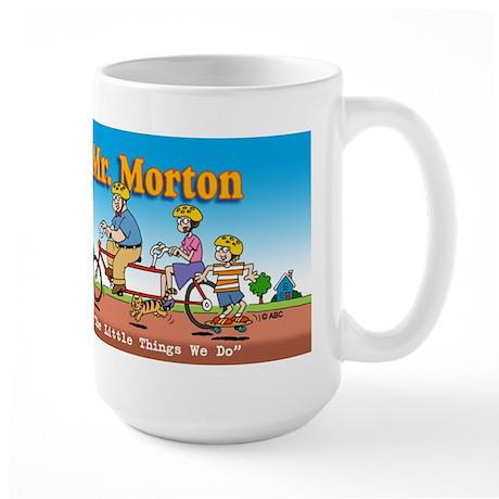 Mr. Morton Large Mug