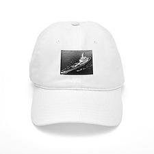 Big Mamie BB 59 Ships Image Baseball Cap