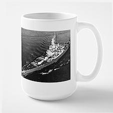 Big Mamie BB 59 Ships Image Mug