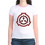 Static Jr. Ringer T-Shirt