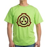 Static Green T-Shirt