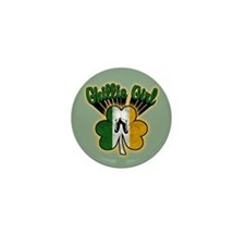 Ghillie Girl Mini Button (10 pack)