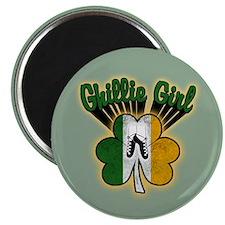 """Ghillie Girl 2.25"""" Magnet (100 pack)"""