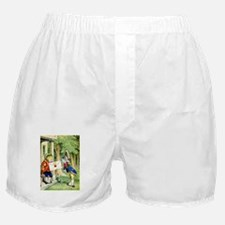 A ROYAL INVITATION Boxer Shorts