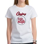 Things Go Better With Rope Women's T-Shirt
