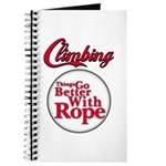 Things Go Better With Rope Journal