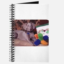 Sedona Weimaraner 8 Journal