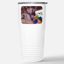 Sedona Weimaraner 8 Travel Mug