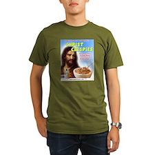 Organic OJR Jesus T-Shirt (dark)
