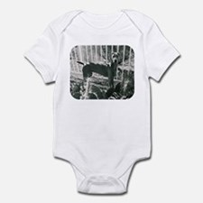 Sedona Weimaraner 9 Infant Bodysuit