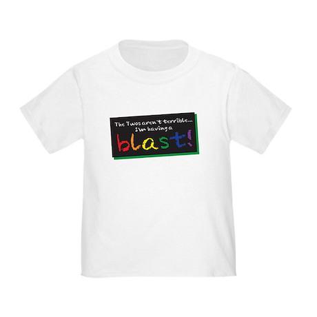Terrible Twos Toddler T-Shirt