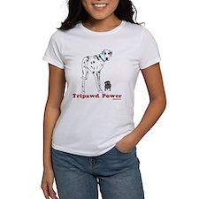 Tripawd Power Tee