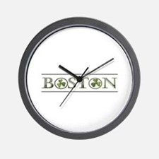 Holiday Wear Wall Clock