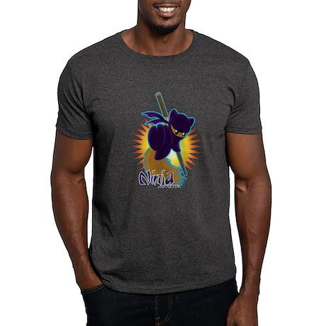 Ninja Squirrel Dark T-Shirt