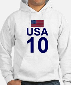 Unique Usa ski team Hoodie