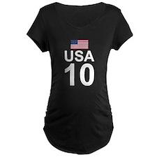 Curling usa T-Shirt