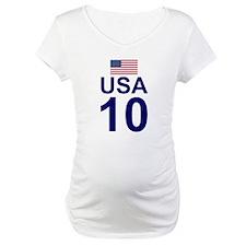 Funny Curling usa Shirt