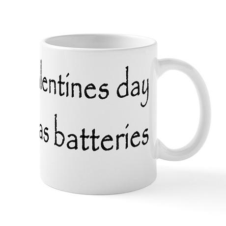 Battery Girl Mug