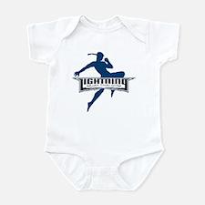 Lightning Muay Thai Gym Infant Bodysuit