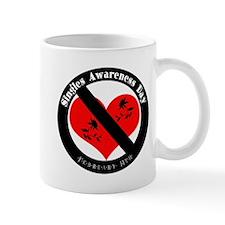 Singles Awareness Day! Small Mugs