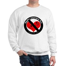 Singles Awareness Day! Sweatshirt