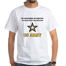 US Army Grandson Serving Shirt