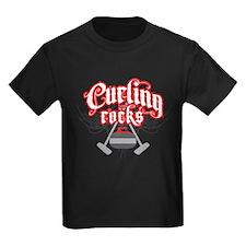 Curling Rocks T