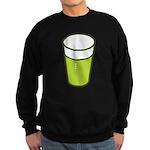 Green Beer Sweatshirt (dark)