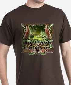 Twilight Irish Vampire Edward Cullen T-Shirt