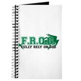 Fully rely on god Journals & Spiral Notebooks