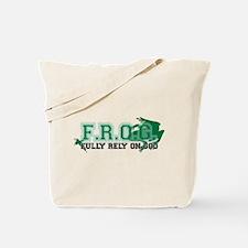 FROG Green Tote Bag