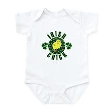 Irish Chick Infant Bodysuit