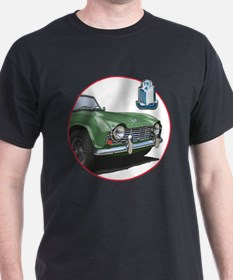 The green TR4 T-Shirt