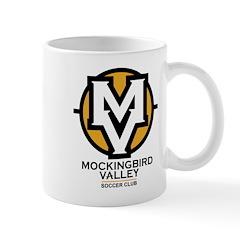 Mockingbird Soccer Logo Mug
