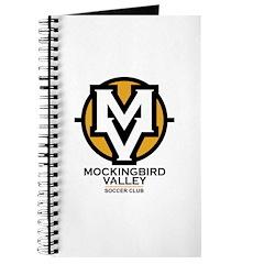 Mockingbird Soccer Logo Journal