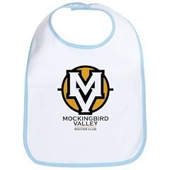 Mockingbird Soccer Logo Bib