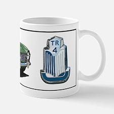 TR4green-bev Mugs