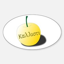 Kallisti_Apple Decal