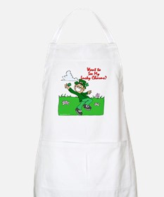 Lucky Charms BBQ Apron