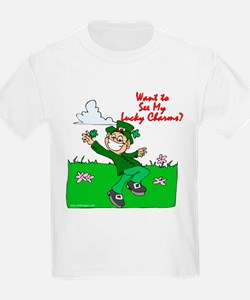 Lucky Charms Kids T-Shirt