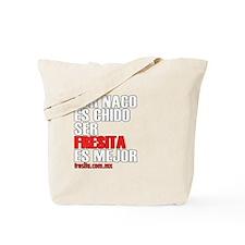 naco fresita Tote Bag