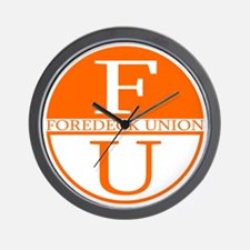 ForeDeck Union Wall Clock